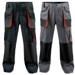 Pracovné odevy - Montérkové nohavice F&F BE-01 do pása