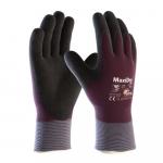 DODANIE 3-7 DNÍ!  Pracovné rukavice ATG MaxiDry® ZERO. Spĺňajú všetky základné atribúty radu MaxiDry® (odolnosť proti oleju, komfort, bezpečný úchop)v kombinácii s technologickou platformou THERMtech® navyše ponúka ochranu proti chladu až do -30 ° C cert