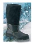pracovná obuv –Čižmy koženo-filcové TIMUR