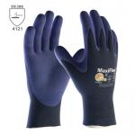 BEŽNE SKLADOM! Pracovné rukavice ATG MAXIFLEX ELITE (34-274) - najľahšie rukavice na trhu s priedušným nánosom. Optimálne riadia teplo rúk, zabraňujú poteniu, sú priedušnejšie než klasické rukavice. Možné prať až 6-krát Veľkosť: 7-11. Norma: EN 388 (4121)