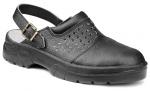 Pracovná obuv – Sandále PROGRESS BETA SB f.60 čierna
