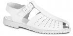 Pracovná obuv – Sandále biela pánska 7-980020 f.10
