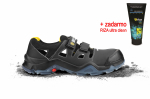 Pracovná obuv - sandále HKS ELBA S1P (nekovová)