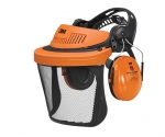 Chránič sluchu s drôteným štítom štítom PELTOR G500V5H510-OR
