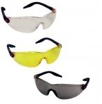 Okuliare 3M 274x číre/dymové/žlté