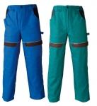 Pracovné odevy - Dámske montérkové nohavice COOL TREND do pása