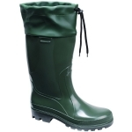 BEŽNE SKLADOM! Rybárska pánska obuv. Chráni pred špinou a blatom. Zvršok je z PVC, vyberateľná stielka, podrážka PVC. Veľkosť:41-47