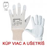 Pracovné rukavice MECHANIK/TALE/PELICAN PLUS - od 1,10 €