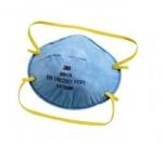 Respirátor tvarovaný 3M  9915 ventil, FFP1