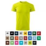 Pracovné odevy - Tričko HEAVY NEW (Nr.137)