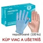 Jednorazové vinylové rukavice Protects Hygienc Vinyl