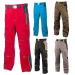 Pracovné odevy - Montérkové nohavice VISION do pása