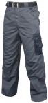 Pracovné odevy - Montérkové nohavice do pása 4TECH predĺžené