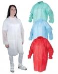 Jednorazové odevy - Plášť SYLVIA