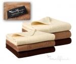 SKLADOM! Luxusná sada MALFINI BAMBOO z bambusového froté (uterák + osuška). Na dotyk príjemne mäkký materiál. Vysoká savosť.
