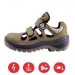 Pracovná obuv – Sandále PANDA TPU TREKKING DINO S1