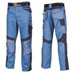 BEŽNE SKLADOM! Montérkové nohavice R8ED+ 02 majú moderný strih, množstvo multifunkčných vreciek, zosilnené namáhané partie a reflexnú potlač. Veľkosť: 46-64