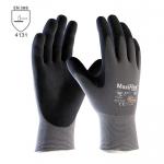 BEŽNE SKLADOM! Rukavice ATG Ultimate Ad-apt (42-874) sú prvé rukavice na svete so zabudovaným antiperspirantom. Revolučná technológia znižuje potenie rúk o 31%. Vydržia až 18 000 brúsnych cyklov. Norma EN 388 (4131). Veľkosť: 9-11.