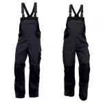 Pracovné odevy - Montérkové nohavice TRISTAN s náprsenkou
