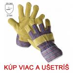 Pracovné rukavice ZORO/ TERN/ TOD - cena od 0,89 €