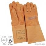 Pracovné rukavice WELDAS 10-1003 zváračské - cena od 12,93 €