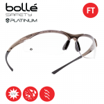Okuliare BOLLÉ CONTOUR - číry zorník