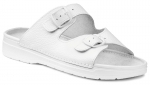 Pracovná obuv – Šľapky LAMBDA ATENA biela