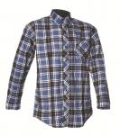 Pracovné odevy - Flanelová košeľa SATURN