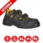 Pracovná obuv – Sandále TISZA FC04 S1P ESD (nekovová)