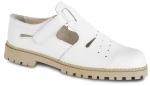 Pracovná obuv – Sandále 5-980006 f.10 biele dámske