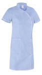 Pracovné odvy - Šaty KLAUDIA zdravotnícke modré