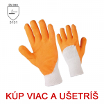 Pracovné rukavice - DICK KNUCKLE - cena od 0,75 €