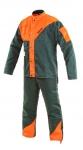 Pracovné odevy- Monterková súprava  LESNÍK protiporézna