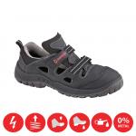 Pracovná obuv – Sandále BLENDSAN S1P (nekovová)