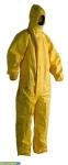 Jednorazové odevy - Overal proti anorganickým látkam Tychem C
