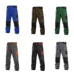 Pracovné odevy - Montérkové nohavice TEODOR do pása