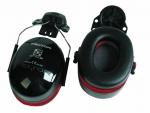 Chrániče sluchu Optime III, SNR 34 dB, s uchytením na prilbu