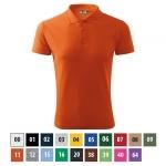 Pracovné odevy - Polokošeľa PIQUE POLO s logom