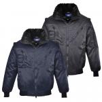 Pracovné odevy - Zateplená bunda PJ10 4v1