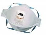 Respirátor skladací 3M 9322 (ventil, FFP2)