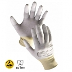 Pracovné rukavice - TEREL ESD antistatické