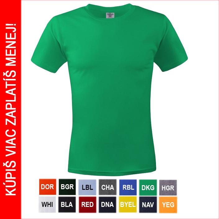 3de8da1d3131 Pracovné odevy -Tričko dámske KEYA 180g - cena od 1
