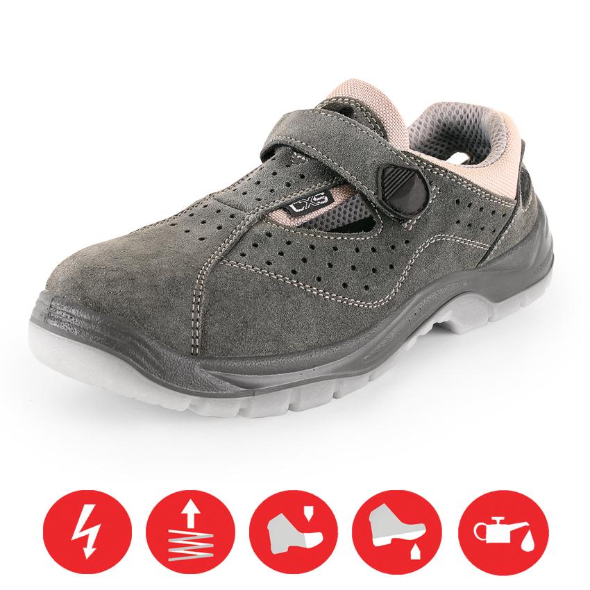 Pracovná obuv – Sandále COLLY O1 fc1a6edb49