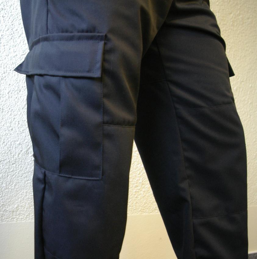 Pracovné odev - Čierne nohavice SBS ZIGO 19e1bab0db2