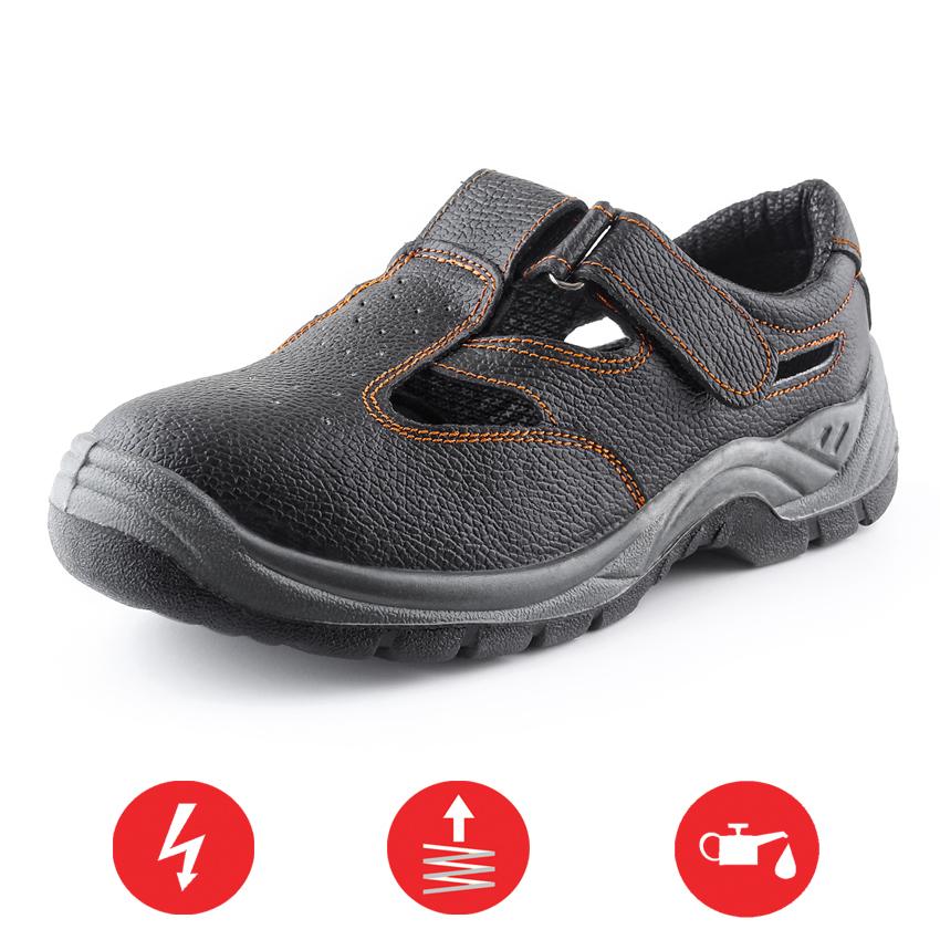 Pracovná obuv – Sandále NEFRIT S1 143dd318ac