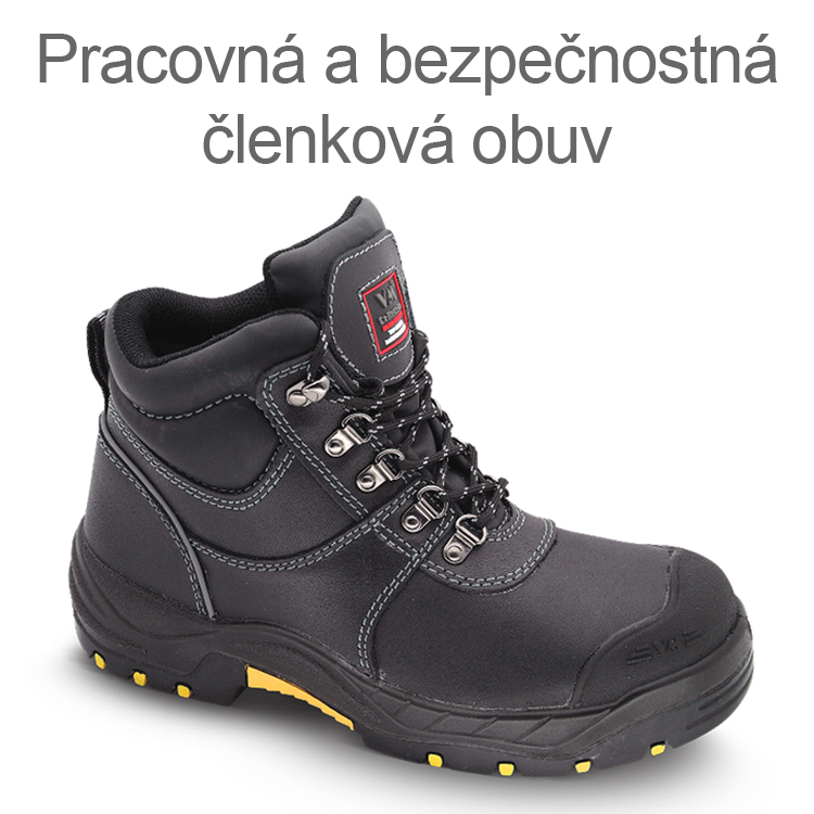 Trekingová   vychádzková členková obuv 2712e8e501c