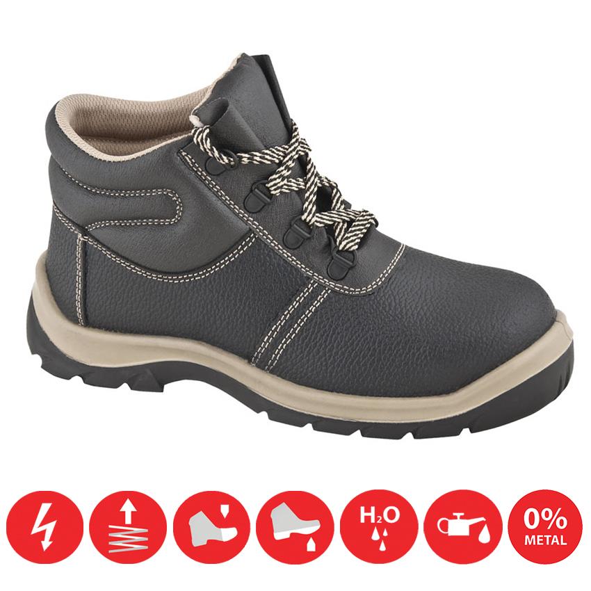 Pracovná obuv – Sandále PRIME SANDAL S1P (nekovová) 07975c9f60