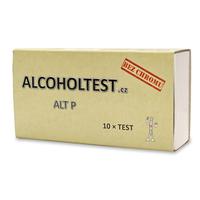 Alkohol tester - detekčné trubičky (10 ks)