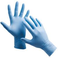 Antistatické jednorazové rukavice TOUCH N TUFF 92-605 nitrilové nepudrované