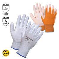 Antistatické rukavice A199 PU Palm